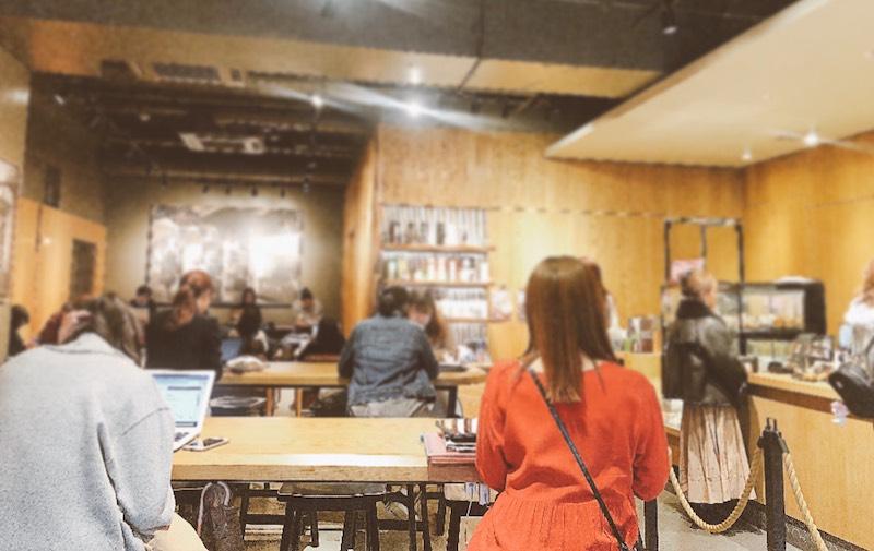 カフェの無料Wi-Fi